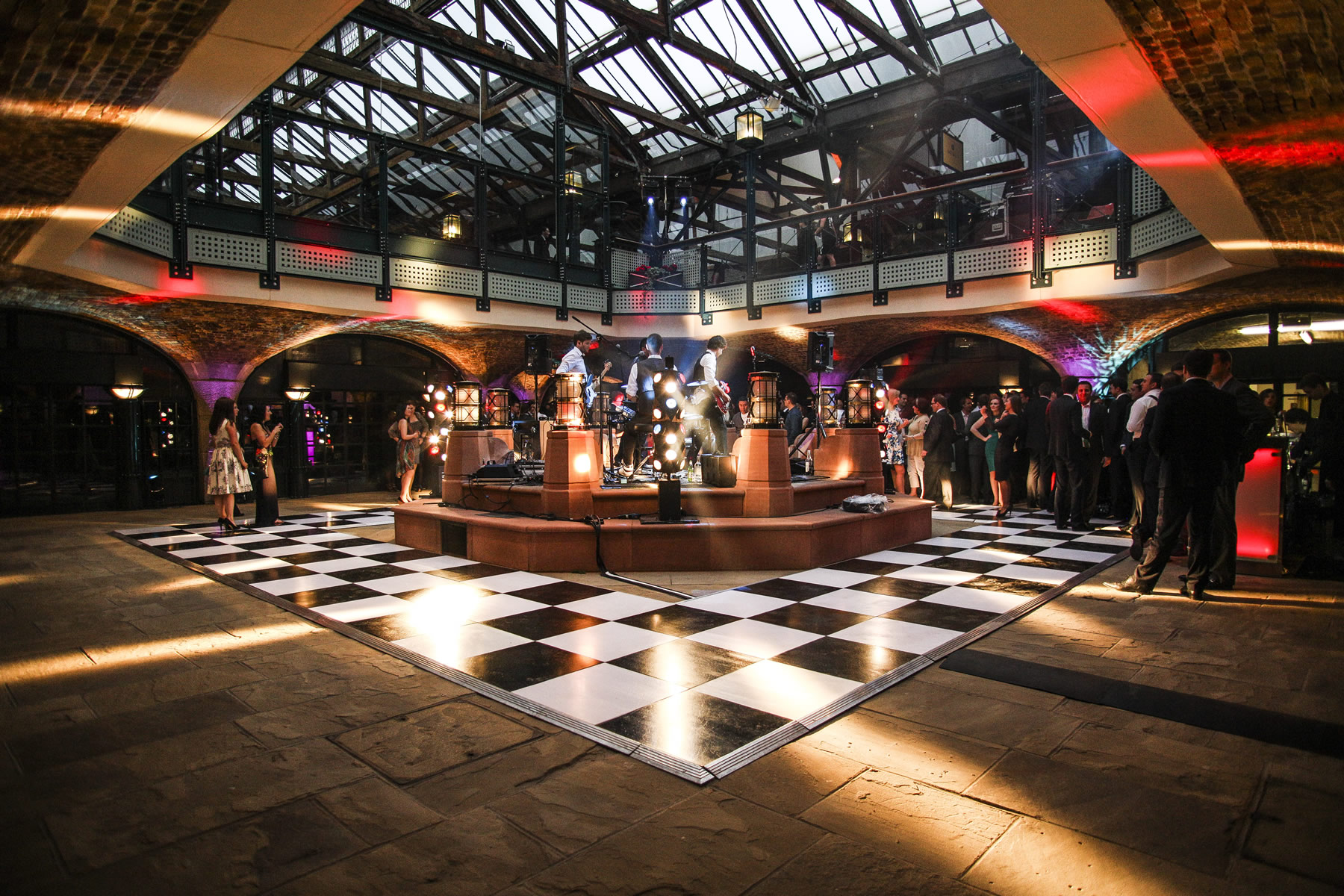 Albert Hall Dance Floors